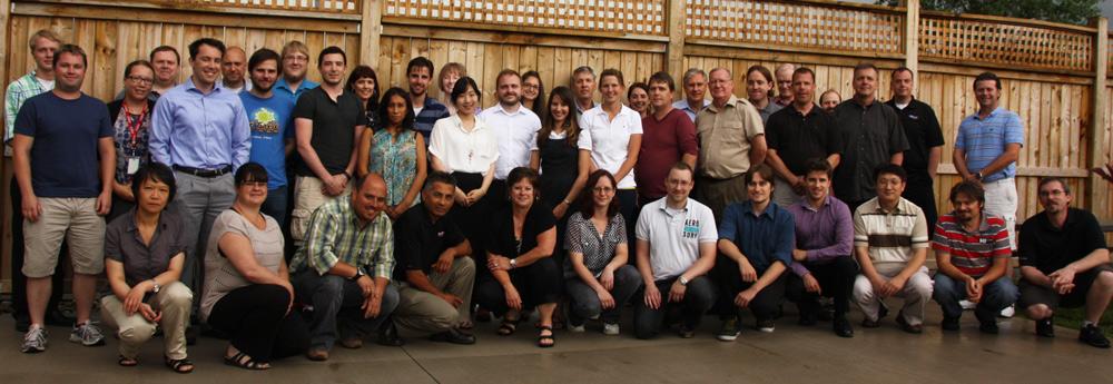 AV-BASE Systems Team Photo