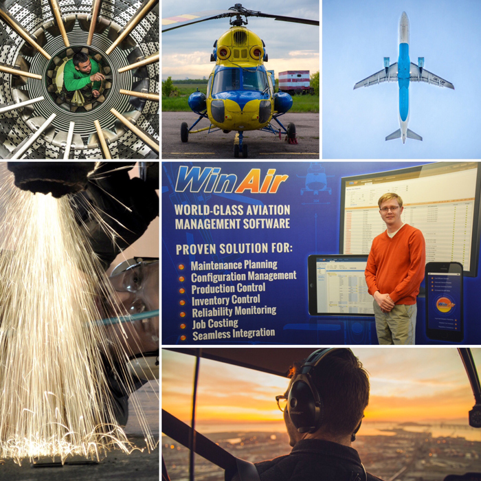 Oceania/Asia WinAir User Summit Collage Image