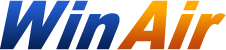 WinAir—Aviation Management Software—Logo