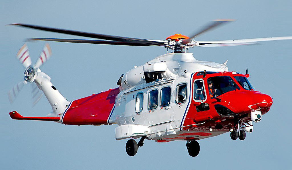 AW189 Helicopter Photo