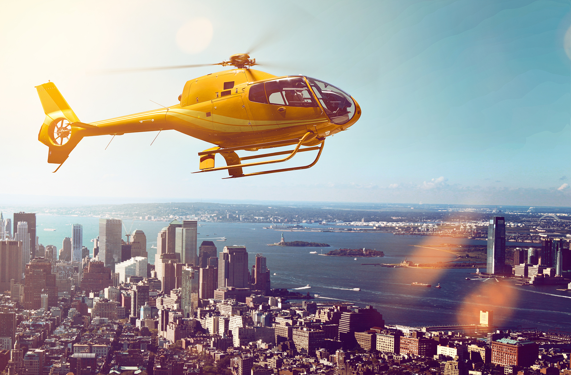WinAir - Aircraft Services - Helicoper Image - Aviation Management Software