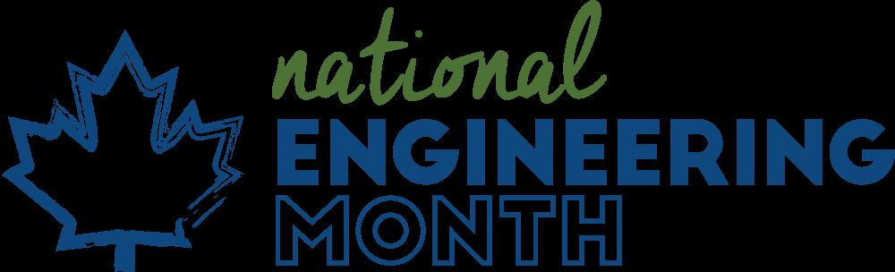 National Engineering Month - Logo