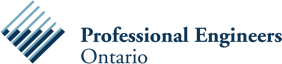 Professional Engineers Ontario - Logo